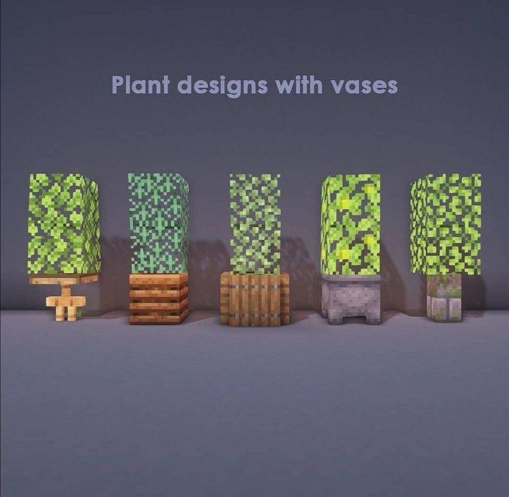 Minecraft Fountain Design + Minecraft Fountain In 2020