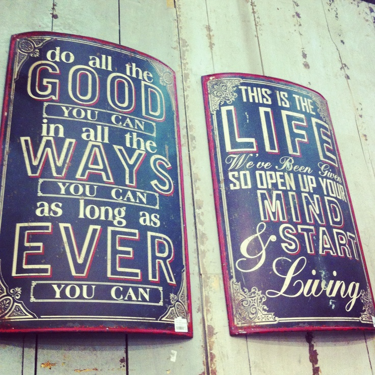 Inspiring words at interiör huset - Formex