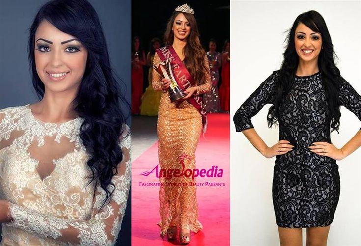 Alexia Fenech Miss Earth Malta 2015 Winner