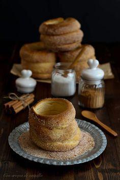Con aroma de vainilla: Trdlos, trdelnik, chimney cake o bollos chimenea