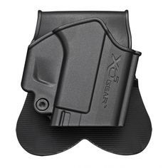 Springfield Armory XDS4500H XD-S 9mm or 45 acp paddle holster Black Polymer,XDS4500H,706397892692