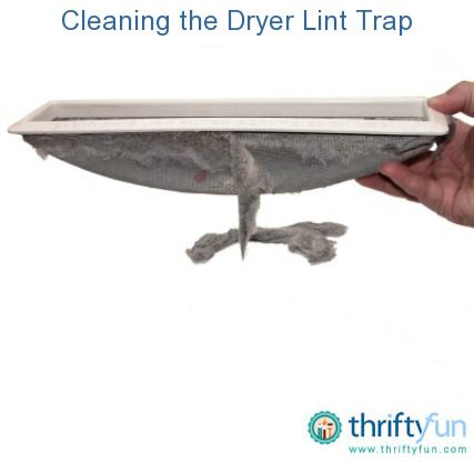 This guide is about cleaning the dryer lint trap. Having a clean dryer lint trap improves the efficiency of your appliance.