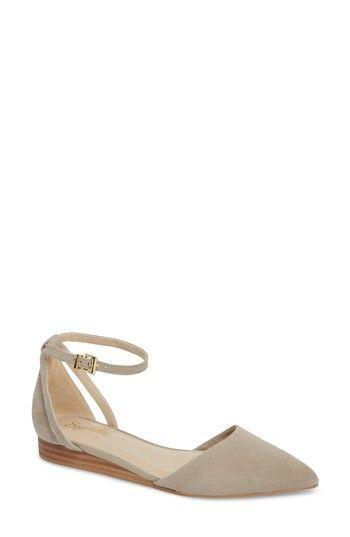 9008bcfc52d2 SEYCHELLES PLATEAU ANKLE STRAP FLAT.  seychelles  shoes   Pointy Toe Flats