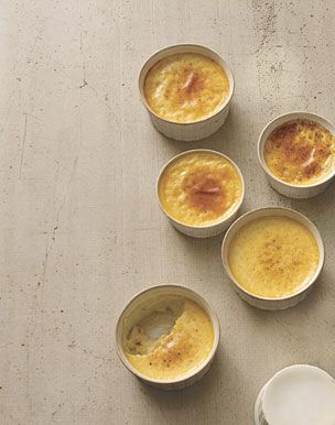 Easy Egg Custard - top this with some fresh berries and i assure you, you WILL not be disapointed.