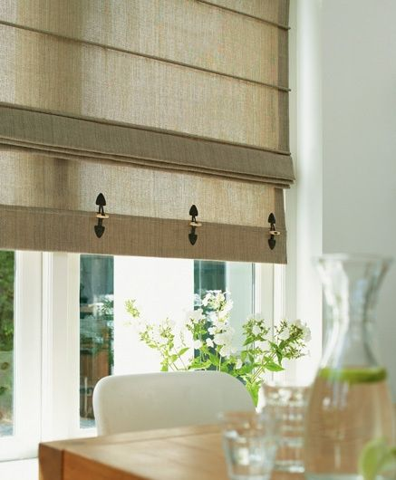 Blinds - Cold Use Hessian