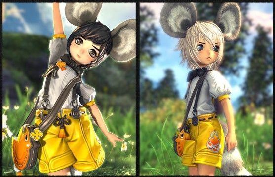 Blade and Soul (KR) 02.27 Update: New Outfits and Hairstyle - Blade and Soul Fansite - Feature, News, Articles, Comments, Downloads, Videos, Gallery - MMOsite.com