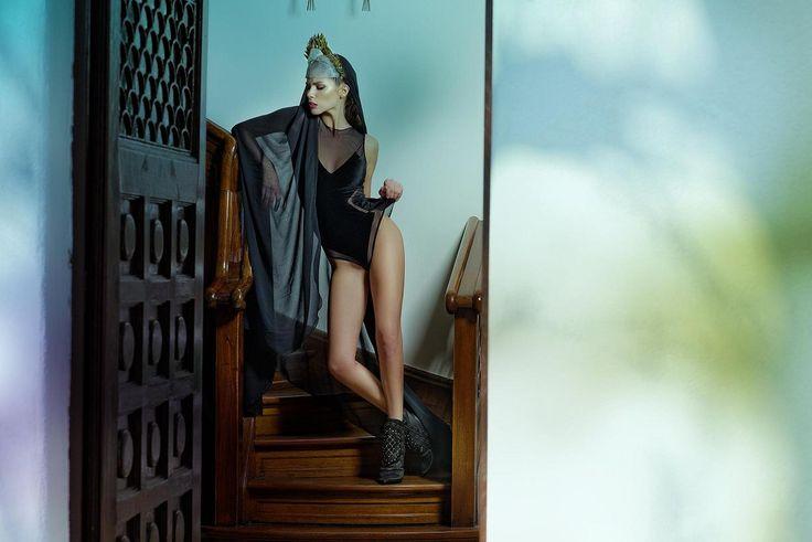 Infinity bodysuit by Ludique