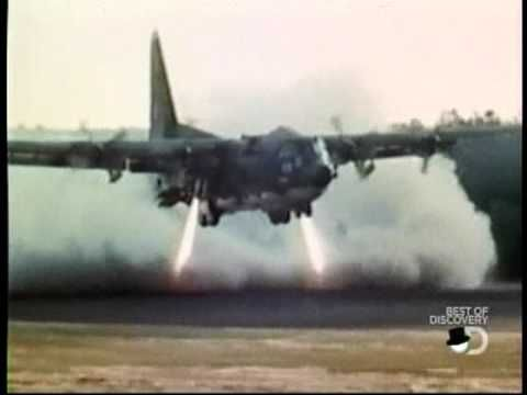 """Video--watch it!  I know the pilot on the incident aircraft.  Discovery Communications Content copyright.   Top secret Iran hostage rescue mission aircraft    YMC-130H were three modified Lockheed Hercules Aircraft for Top Secret """"Operation Credible Sport"""", for second Iran hostage crisis rescue attempt.     One of the measures considered for a second hostage rescue attempt in Iran was a project to develop ..."""