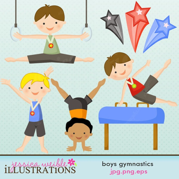 Gymnastics Party Invitations as great invitations sample