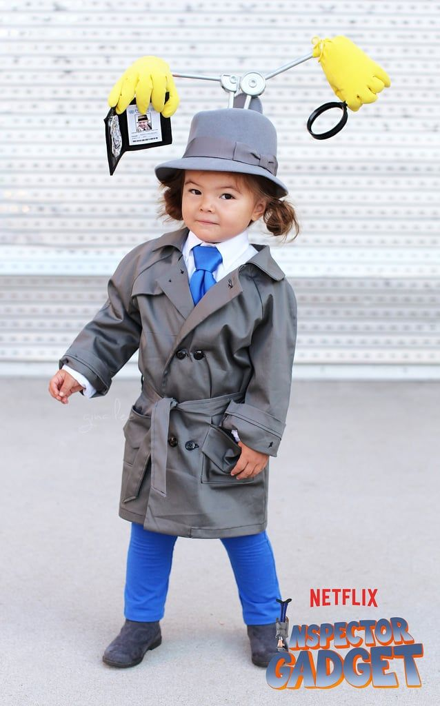 One mom went all out for her daughter's Halloween costumes. Get inspired by the cuteness.