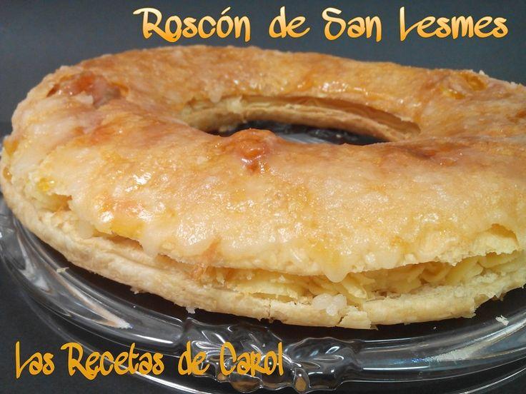 Roscón de San Lesmes