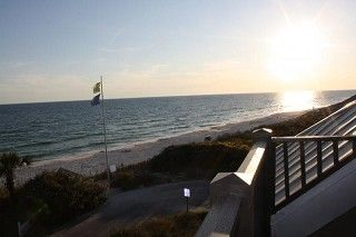 Rosemary Beach : Check out the view from this Amazing Beach House for rent! Pin it for your vacation ideas! #RosemaryBeach