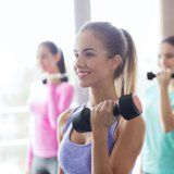 Grab Some Dumbbells and Get Ready to Target Your Tush and Core