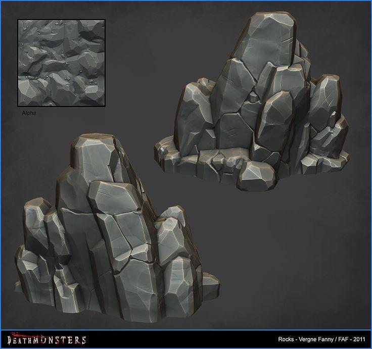 Rocks – Death Monsters