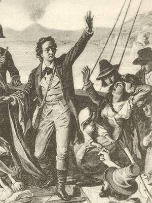 Das Goethezeitportal: Goethes Italienische Reise, Capri