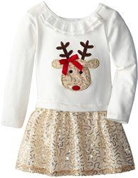 Precious Baby and Toddler Christmas Outfits   Time for the Holidays
