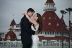 Maybe have my wedding at the Coronado Hotel in California. Been there. It is BEAUTIFUL!