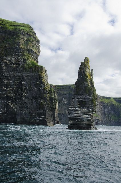 cliffs of moher, ireland - one of my favorite places ever