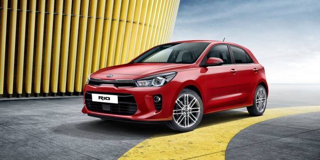 All-new, sharper looking 2017 Kia Rio breaks cover