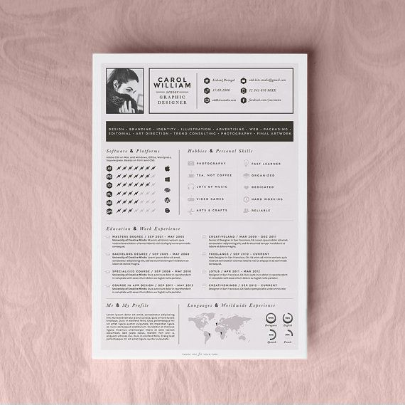 https://www.etsy.com/fr/listing/182240403/resume-cv-design-cover-letter-business