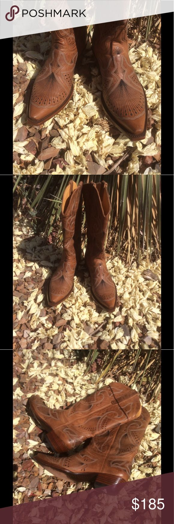 Gorgeous like new!! Old Gringo Women's boots Old Gringo's looking for a new good home! Old Gringo Shoes