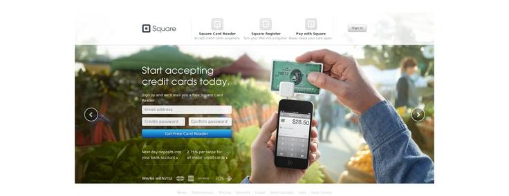 App LP Square
