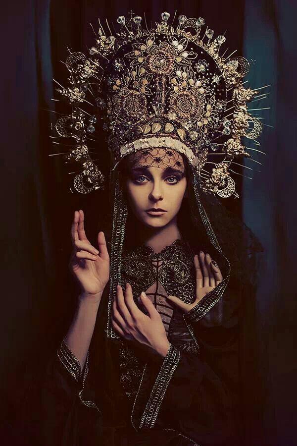 headress religious looking