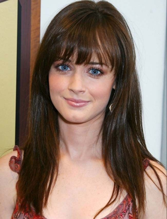 Astonishing 1000 Ideas About Oval Face Hairstyles On Pinterest Oval Faces Short Hairstyles Gunalazisus