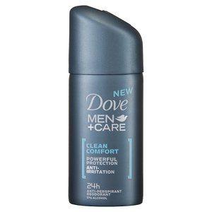 Dove Men+Care Clean Comfort Aerosol Deodorant 35ml