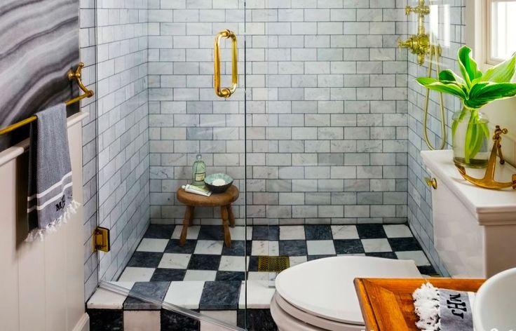 6 πολύτιμα tips για μικρά μπάνια Decor & design ideas που θα βοηθήσουν .
