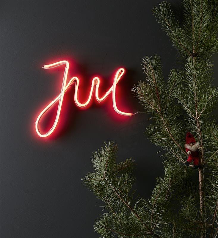 Köp Juldekoration New York - Röd - Markslöjd