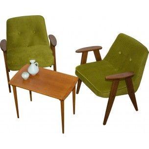 Fauteuil vintage années 50, 60, 70 (7) - Design Market