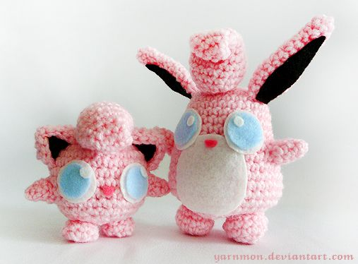 Amigurumi Tutorial Pokemon : 1000+ images about Gotta Catchem All! on Pinterest ...