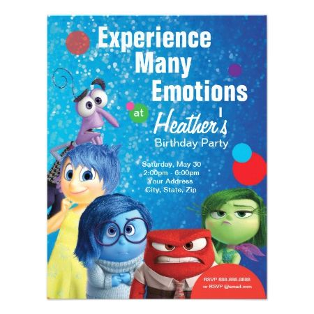 Inside Out Birthday Card - click to get yours right now!