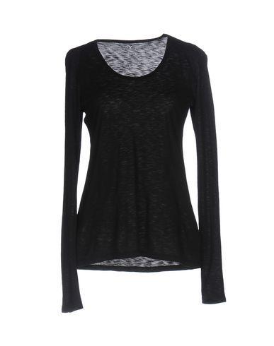 VELVET by GRAHAM SPENCER Women's T-shirt Black L INT