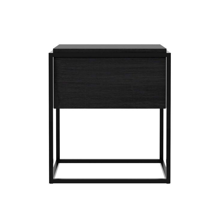 Good Die Besten Nachttisch Schwarz Ideen Auf Pinterest Schwarze Attraktive Nachttische  Moderne With Nachttisch In Schwarz