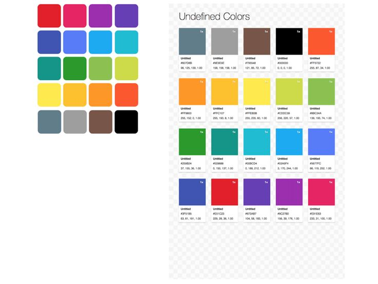 Android Material Color Palette - Free sketch resource for download #sketchhint #sketch #resource #app #freebie #free