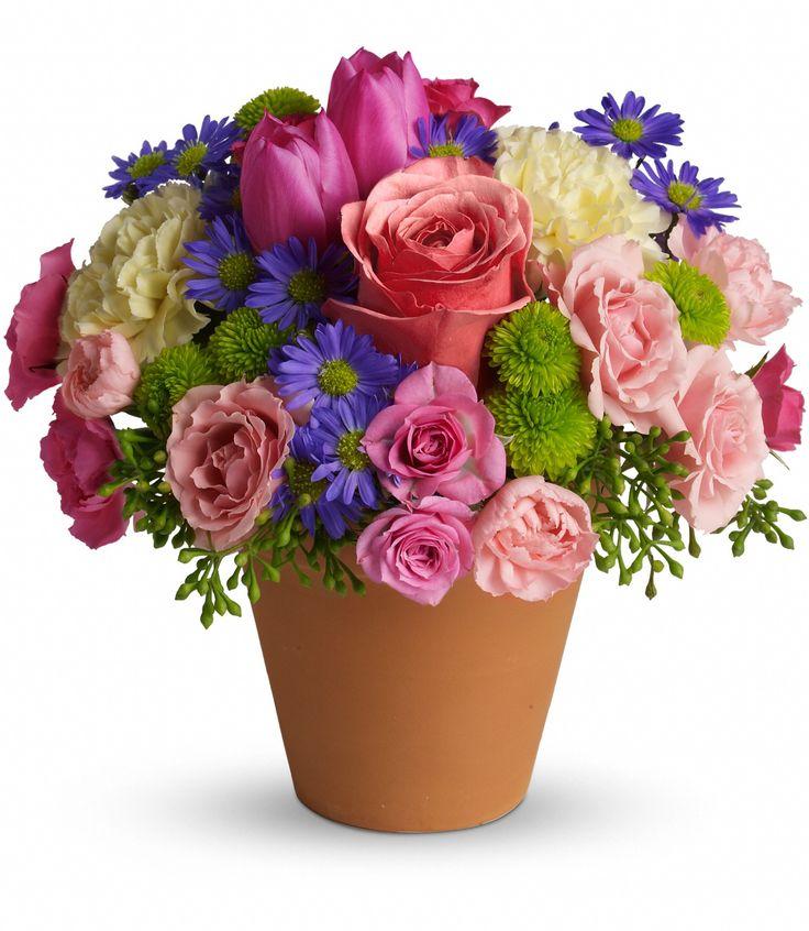 Spring - Spring Sonata - Flowerama Columbus - Columbus Florist - Same Day Flower Delivery