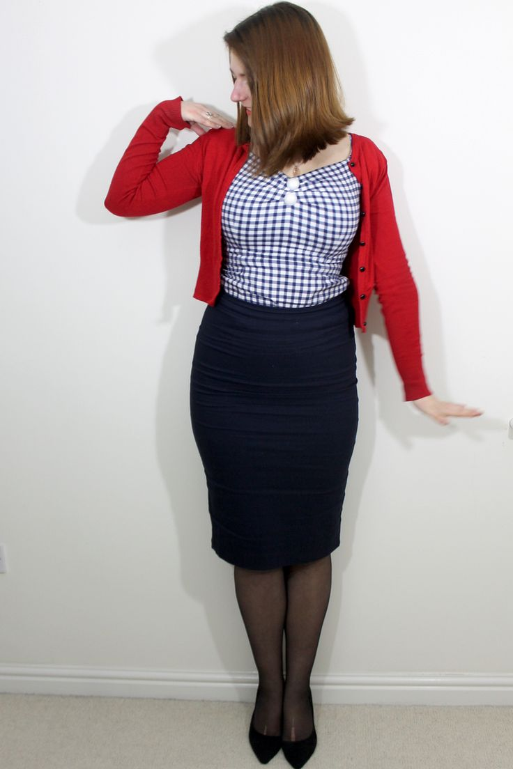 Collectif pin up outfit