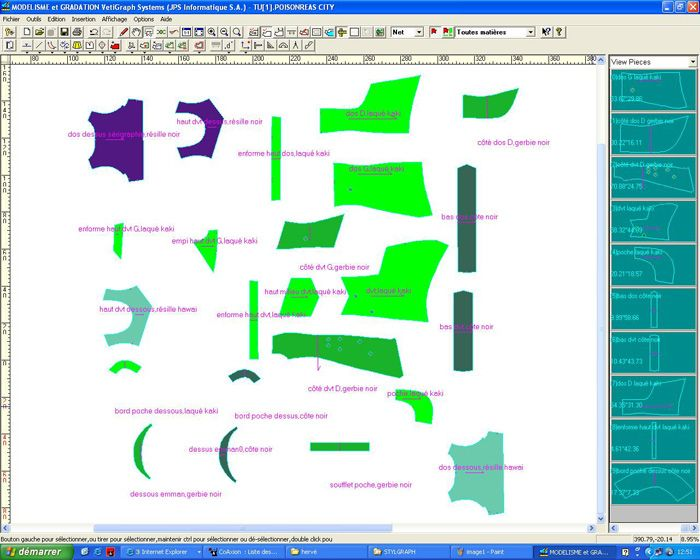 Vetigraph cad systems clothing and related applications for Free online cad system