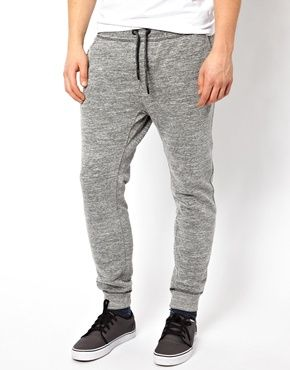 Diesel+Sweat+Pants+Pascale+Tapered+Melange