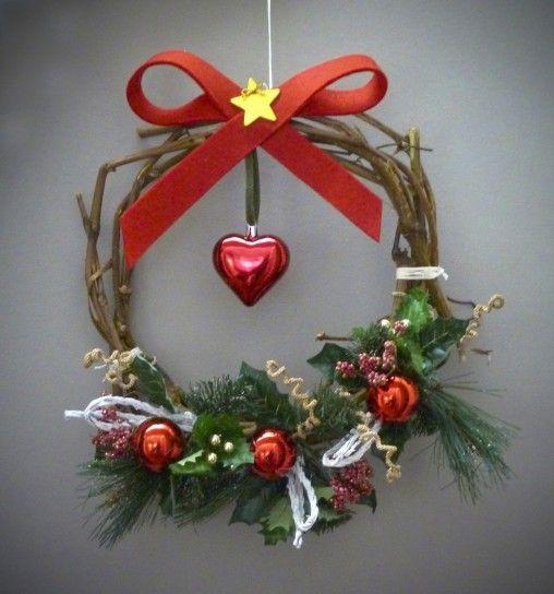 Ghirlande natalizie fai da te