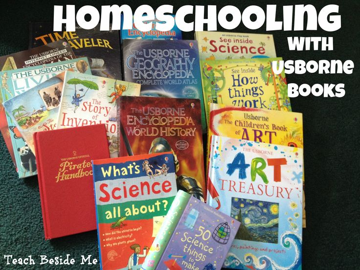 Usborne Books for Homeschooling We, The o'jays and Libraries