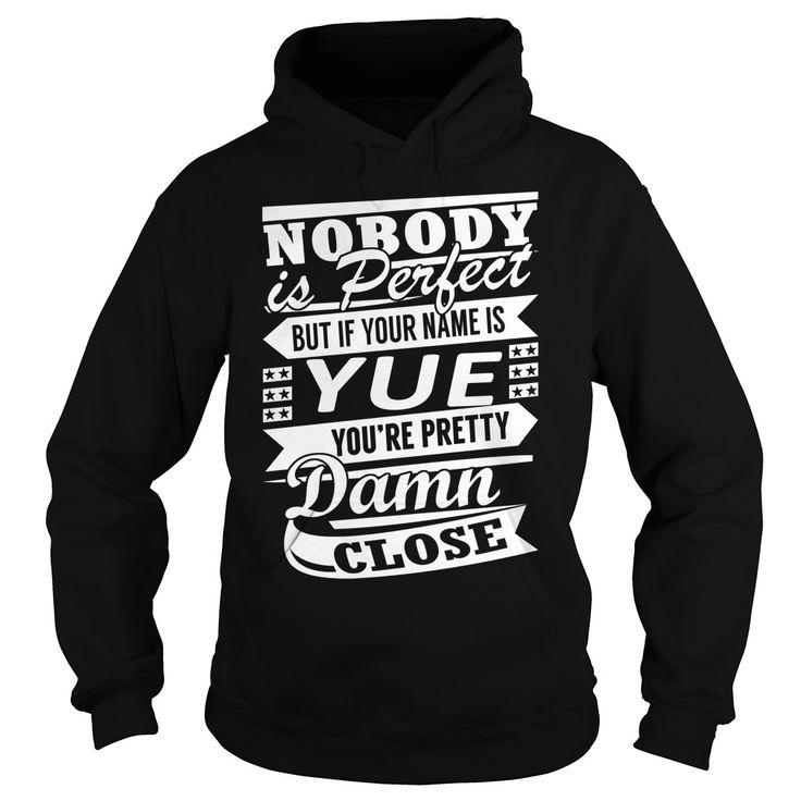 YUE Pretty - Last Name, Surname T-Shirt
