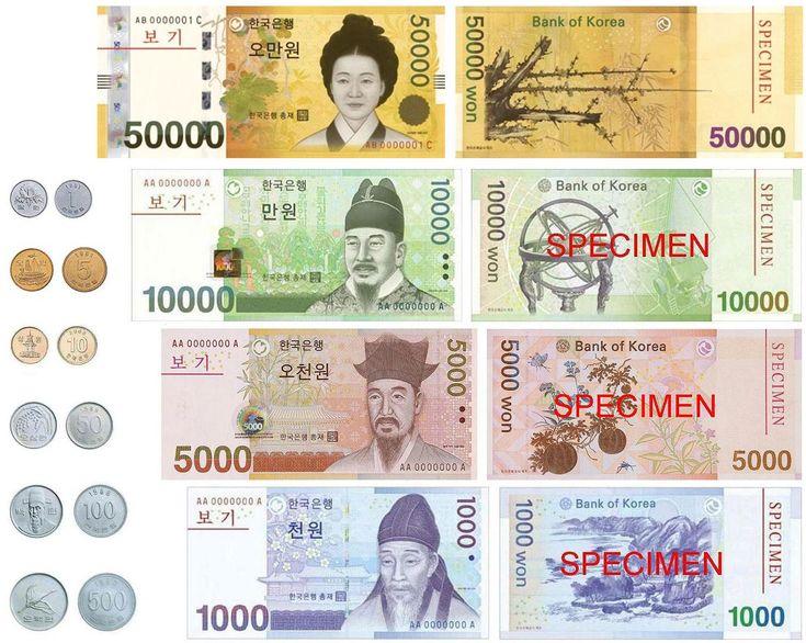 "korean banknotes - ""Google"" paieška"