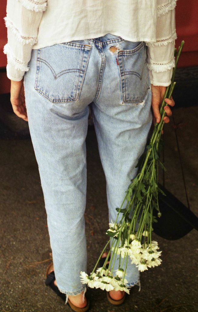 1992dylan:  my jeans with mercedes esquivel