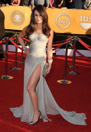 Michelle Harper's exquisite dress