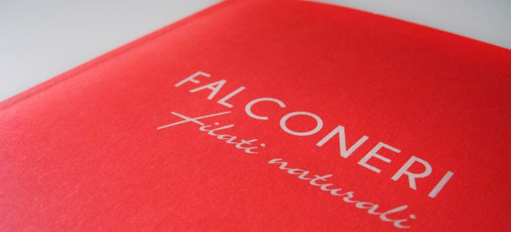 Falconeri logo design _ Loghi - AdContent