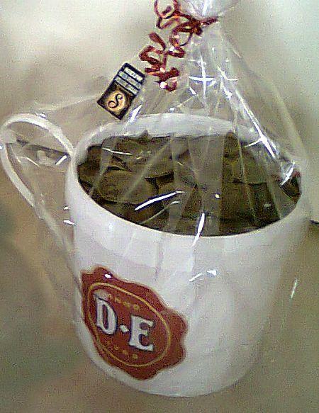 Koffiekop Surprise -- uit de categorie: Sinterklaas