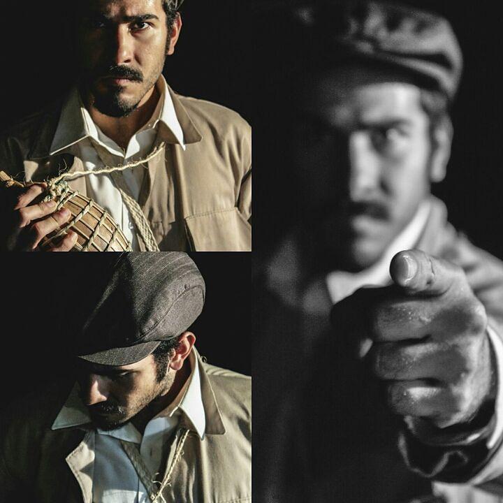 Él es #ElGuia y es la cara de la verdad. Un personaje inolvidable con un mensaje importante que puedes descubrir esta tarde en la última función de @laexcepcionylaregla en el #2dofestivaljovenesdirectores de @trasnochocult.  #festivaljóvenesdirectores #espacioplural #teatro #teatroépico #BertoltBrecht #caracas #venezuela #bruja #brujareal #elaquelarre